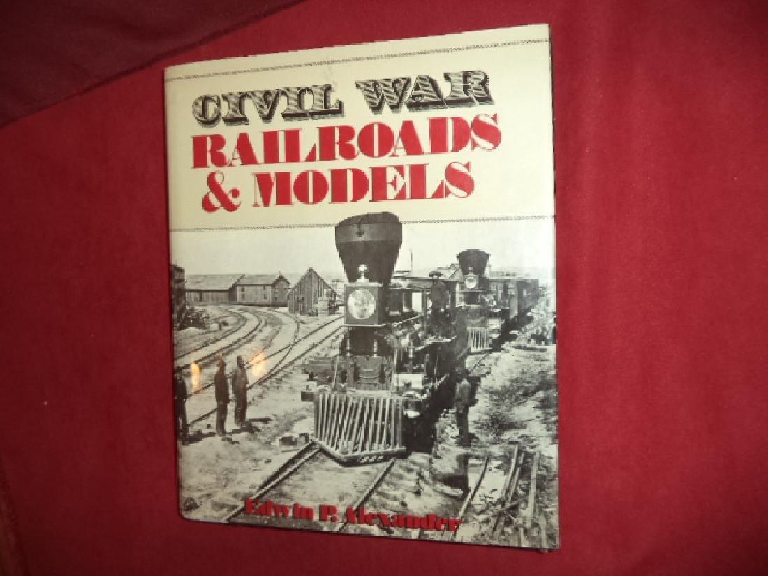 Civil War Railroads & Models.