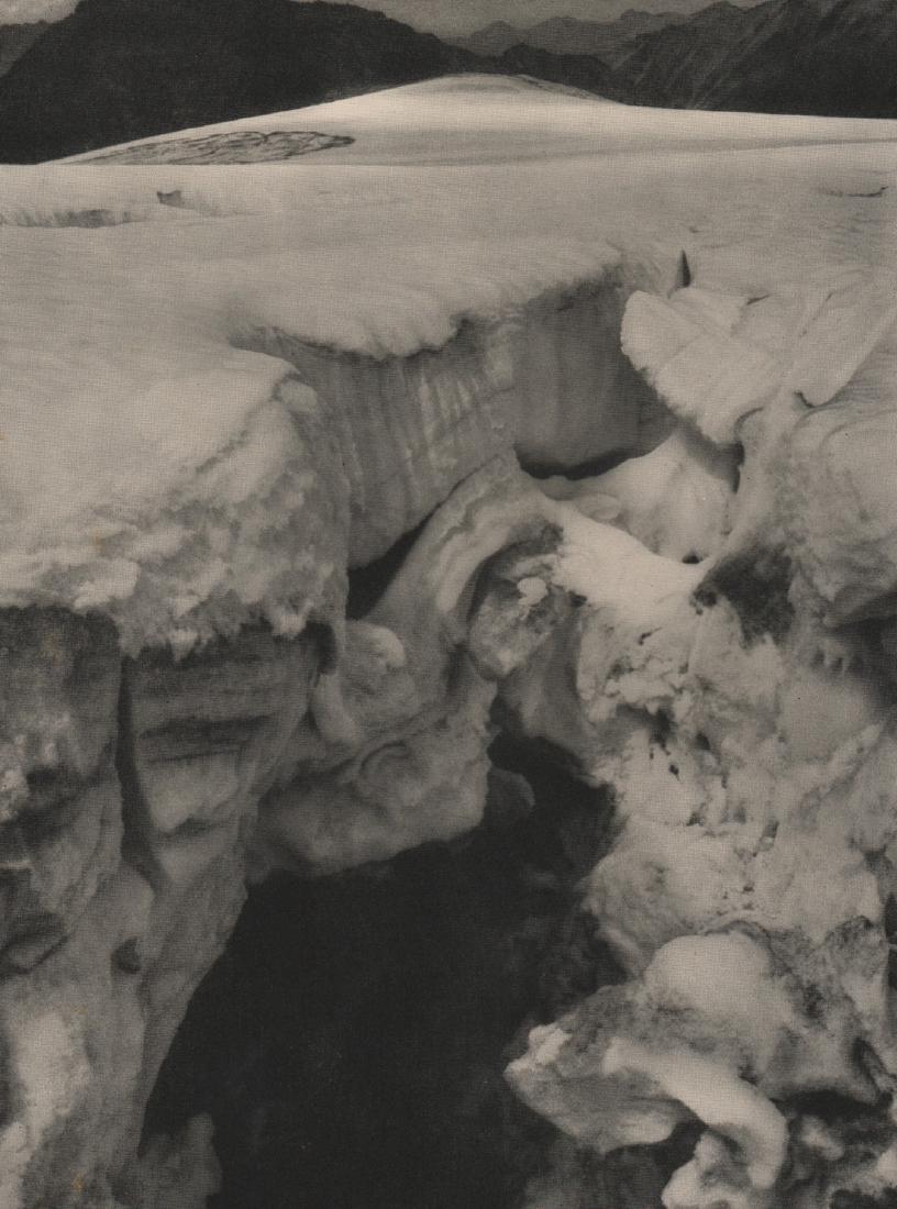 ALFRED BRAIG - Crevasse