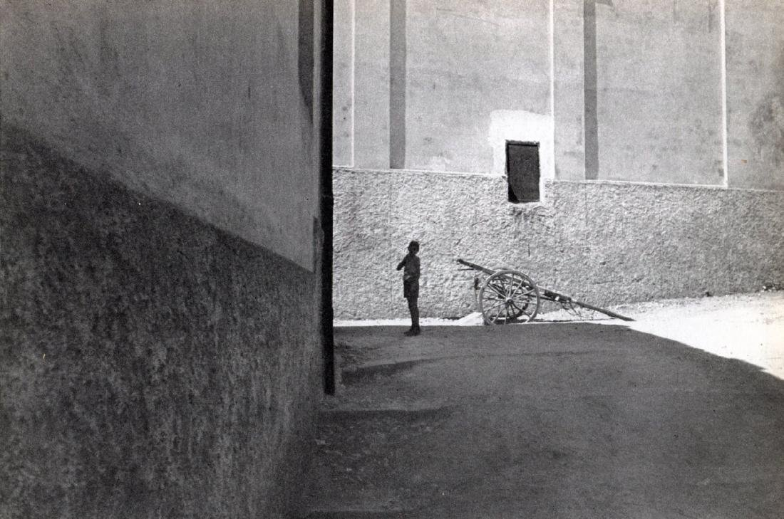 HENRI CARTIER-BRESSON - Salerno italy 1933