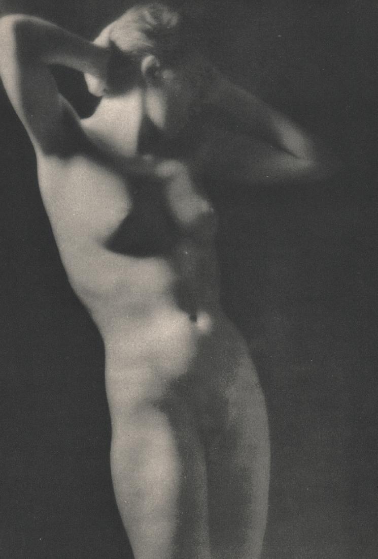 ARNOLD GENTHE - Nude
