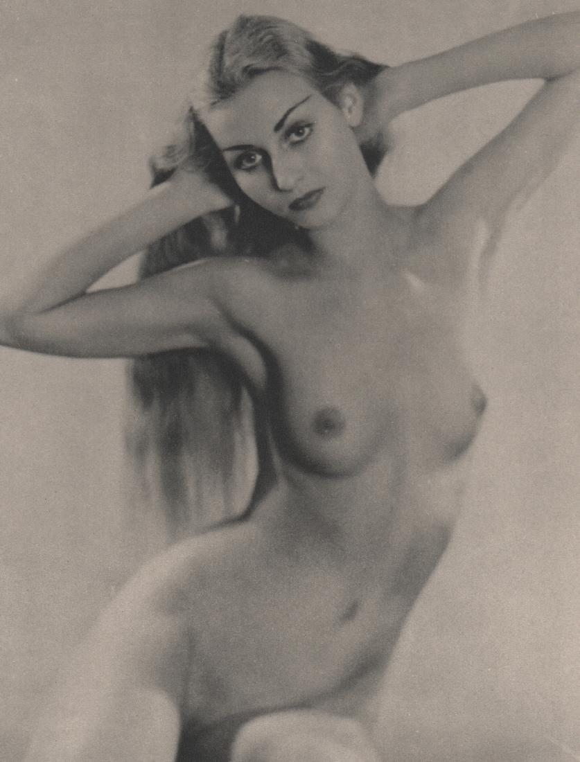 LIONEL HEYMAN - Nude