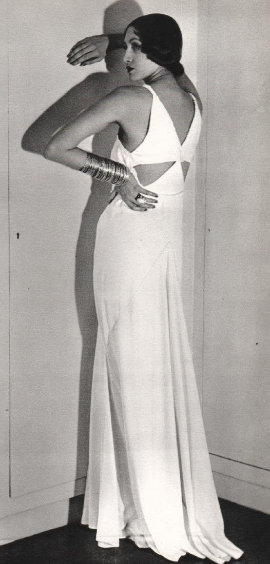 J.H. LARTIGUE - Renee in Paris 1931