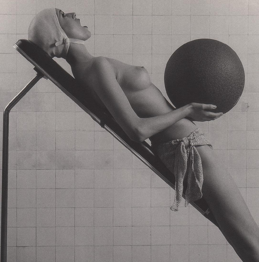 MAPPLETHORPE - Stella Goodall, 1984