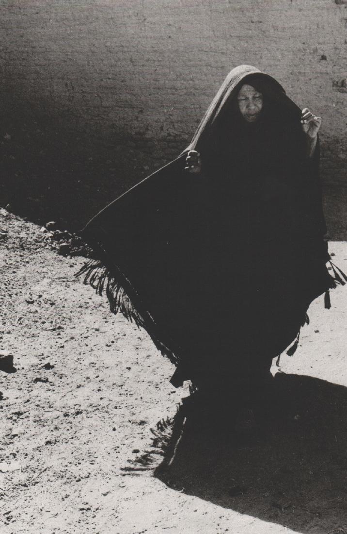 BERNARD PLOSSU - Egypt, 1977