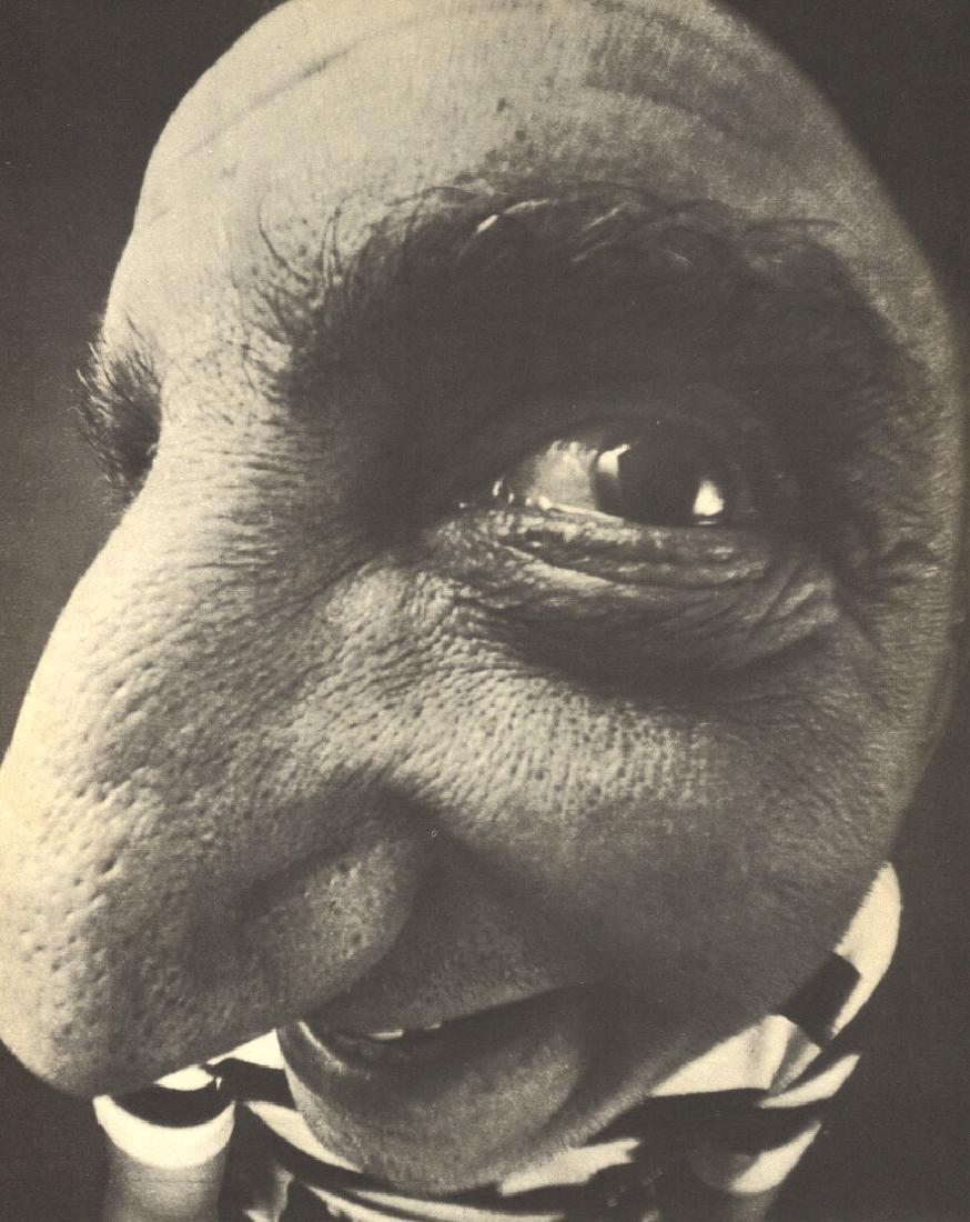 RALPH STEINER-LEO T. HURWITZ -  Jimmy Durante