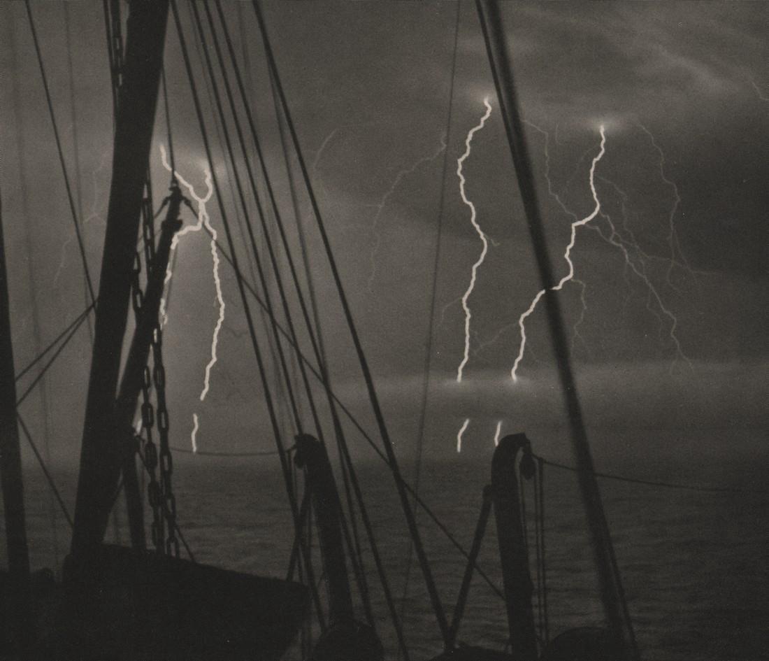 HERBERT WACHTEL - Thunderstorm