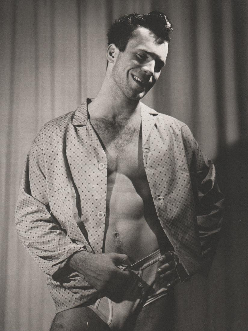 BRUCE WEBER - Brendan Kelly, NYC Boxer, 1986