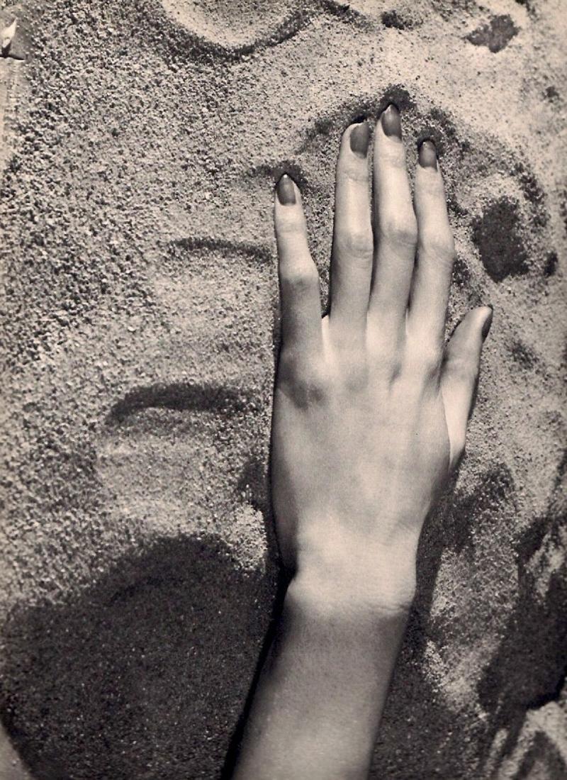 RENE ZUBER - Hand in the Sand