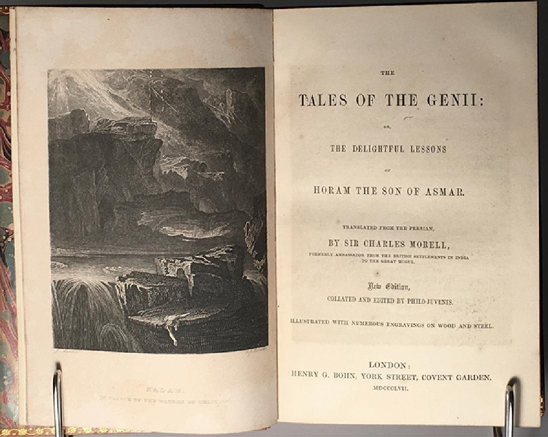 Tales of the Genii James Kenneth Ridley - 4