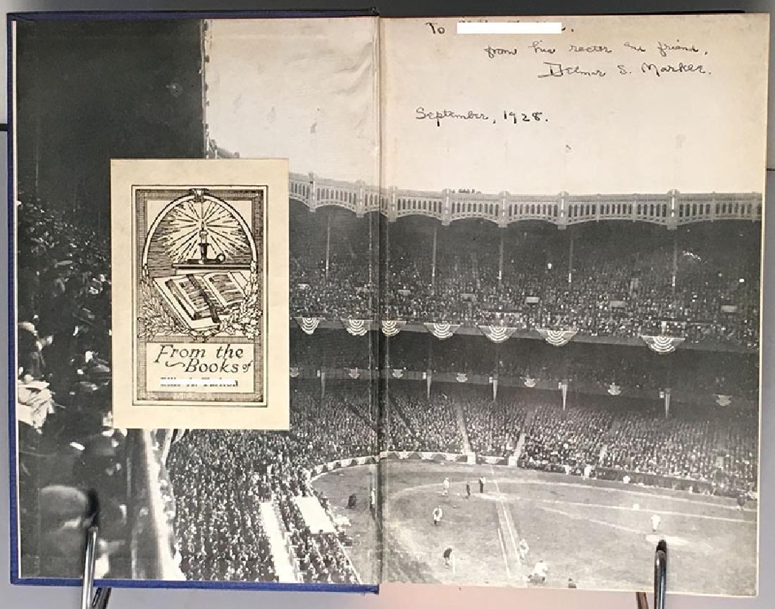 Babe Ruth's Own Book of Baseball George Herman Ruth - 2