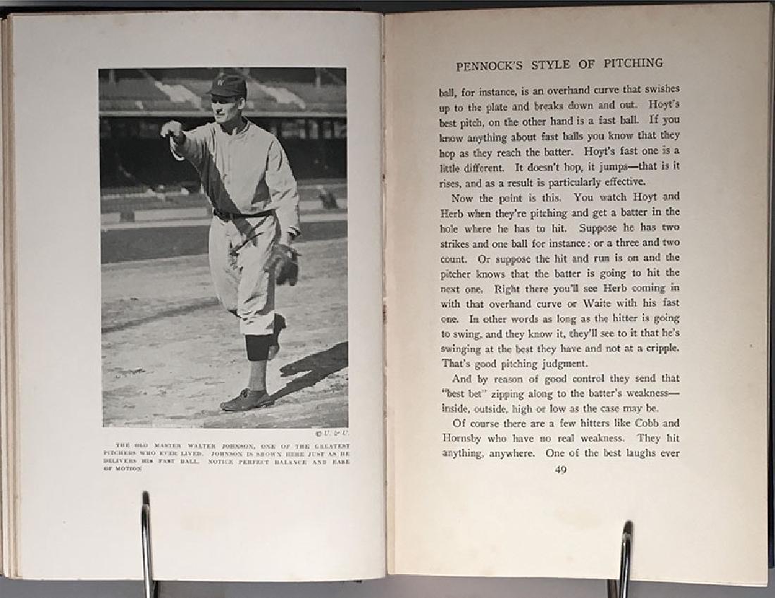 Babe Ruth's Own Book of Baseball George Herman Ruth - 7