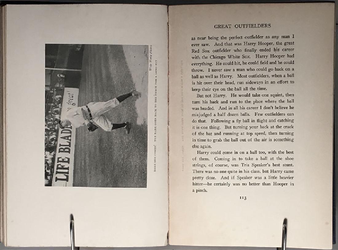 Babe Ruth's Own Book of Baseball George Herman Ruth - 8