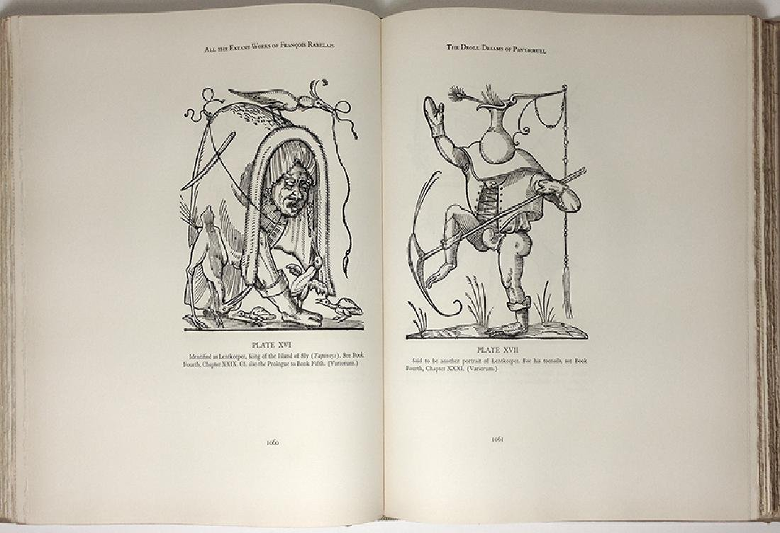 The Works of Francois Rabelais - 10