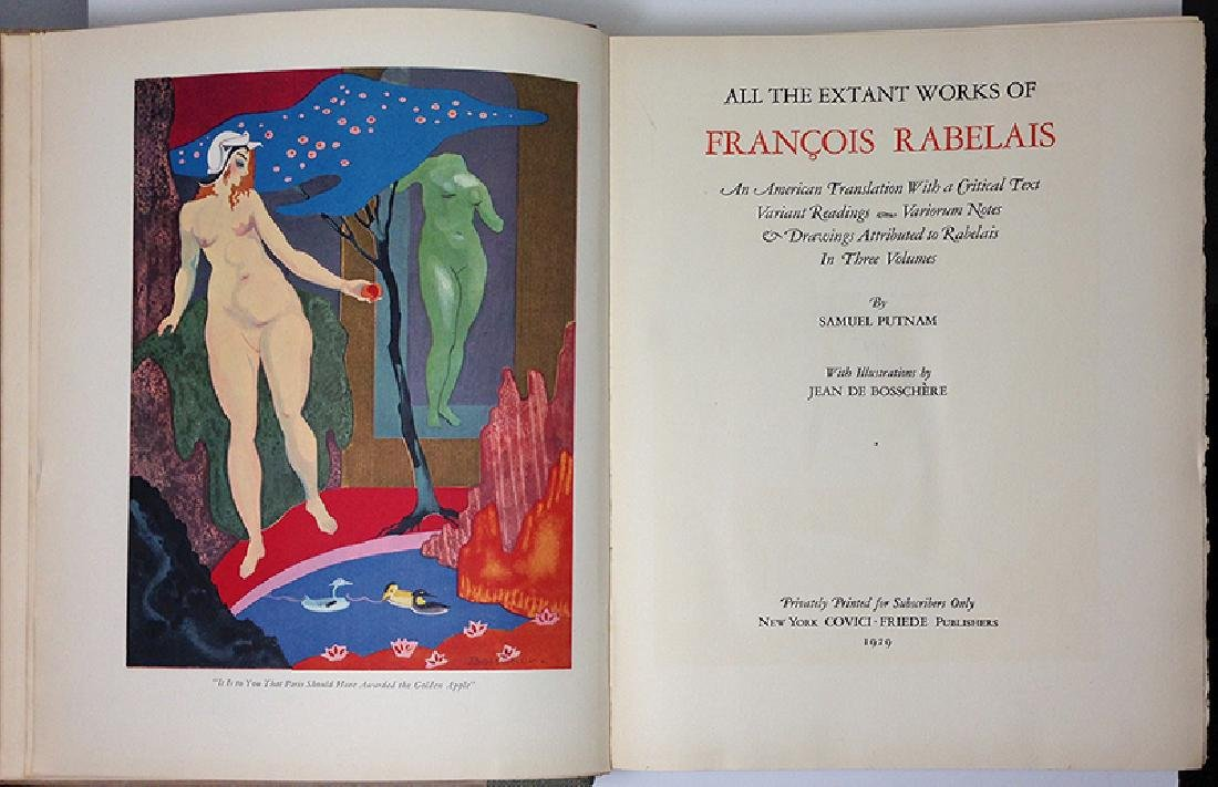 The Works of Francois Rabelais - 2