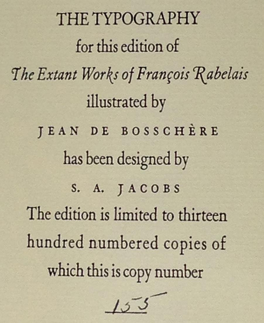The Works of Francois Rabelais - 3
