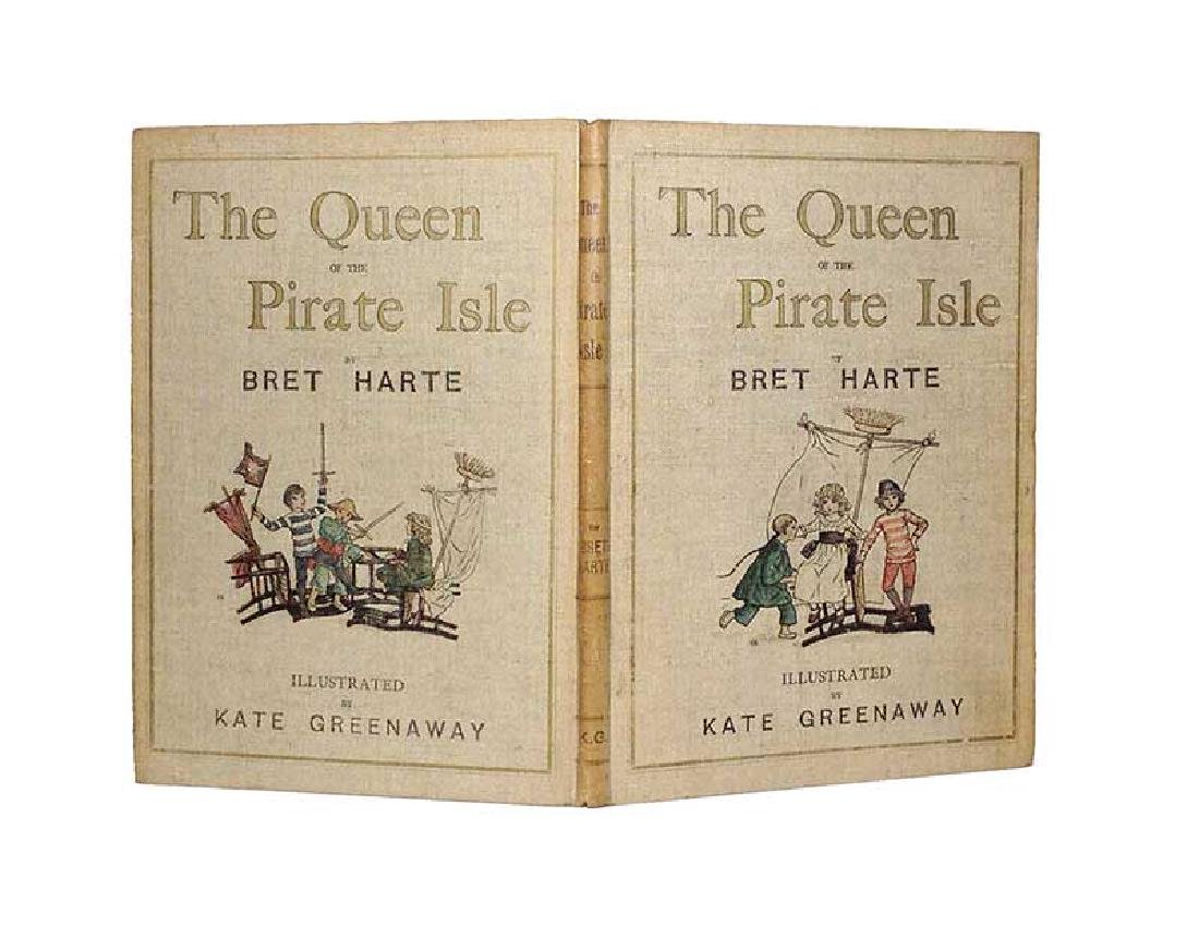 The Queen of the Pirate Isle Bret Harte