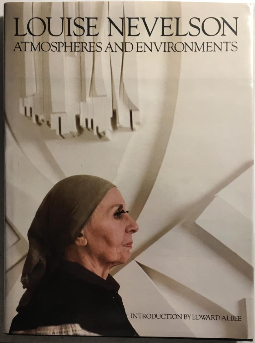 Louise Nevelson Atmospheres & Environments Edward Albee