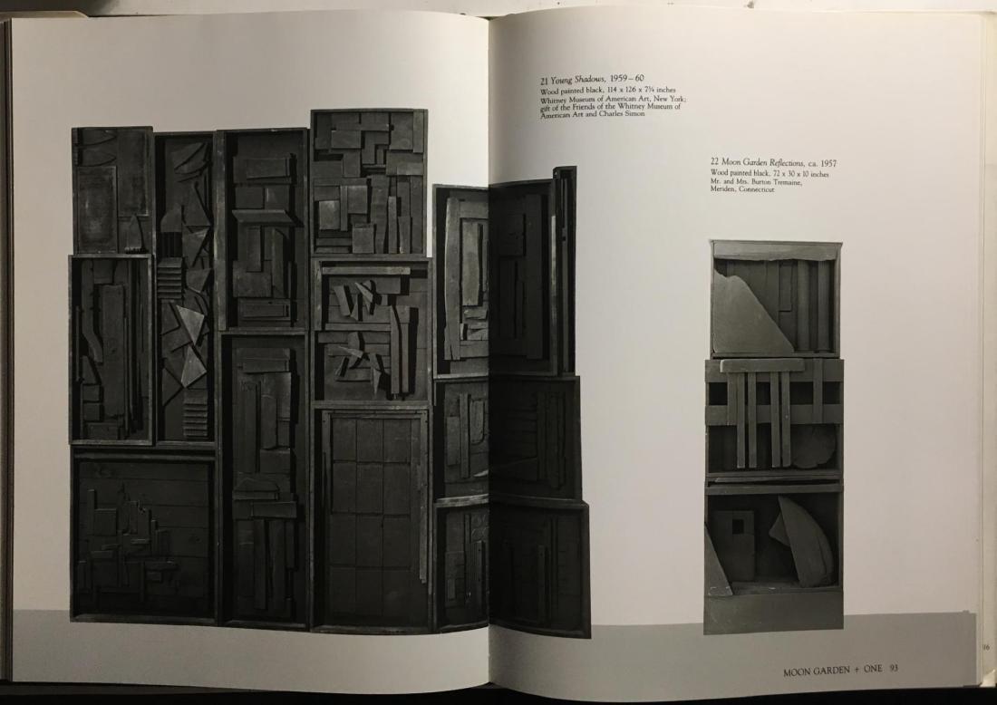 Louise Nevelson Atmospheres & Environments Edward Albee - 2