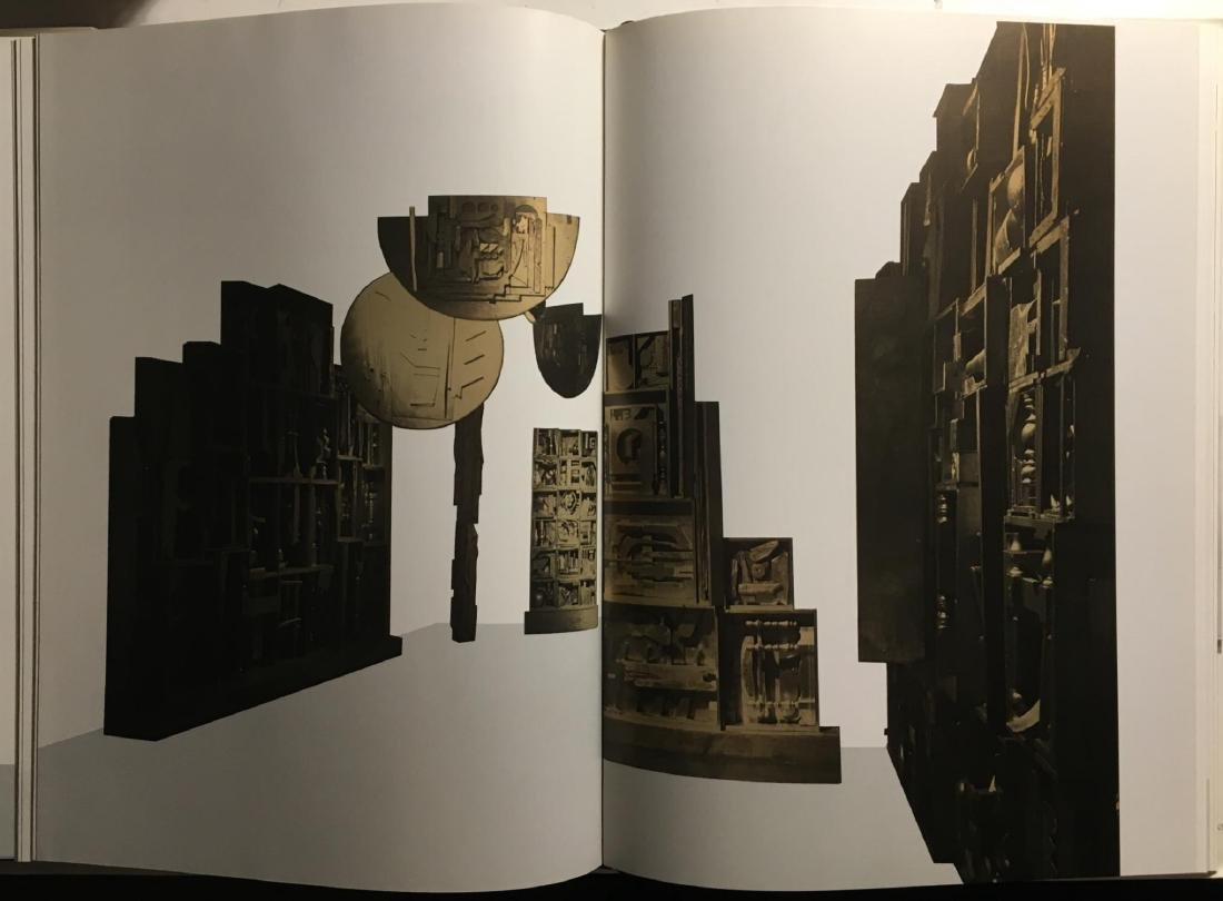 Louise Nevelson Atmospheres & Environments Edward Albee - 3