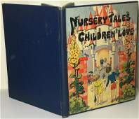 Nursery Tales Children Love Watty Piper (editor)