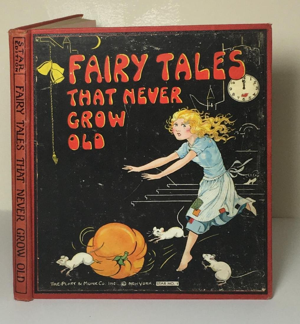 Fairy Tales That Never Grow Old Watty Piper (editor)