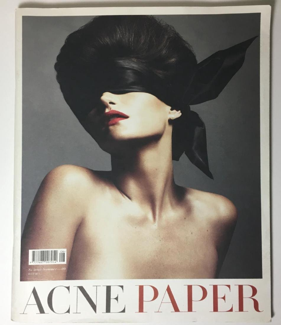 Acne Paper, Issue # 8 various