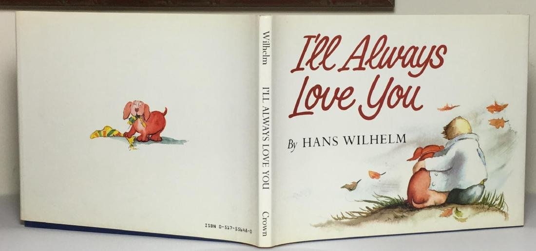 I'll Always Love You Hans Wilhelm