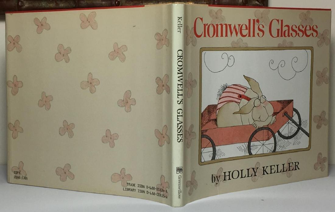 Cromwell's Glasses Holly Keller