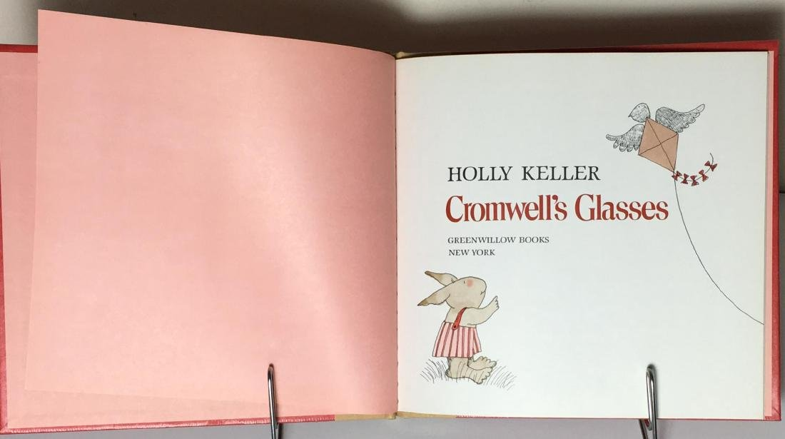 Cromwell's Glasses Holly Keller - 5