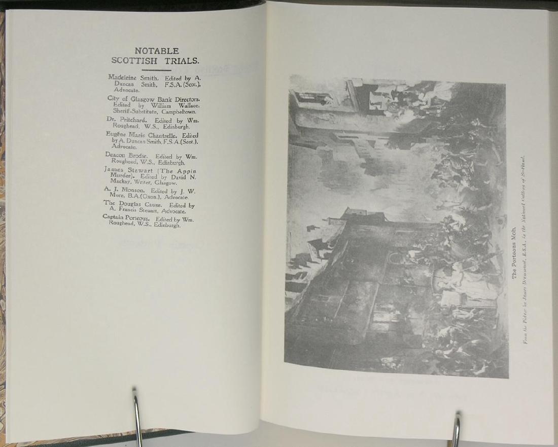 The Trial of Captain Porteous William Roughead (editor) - 2