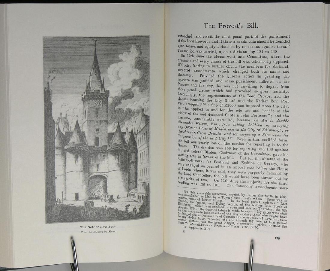 The Trial of Captain Porteous William Roughead (editor) - 4