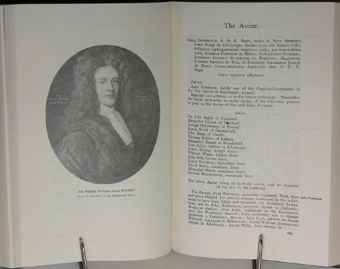 The Trial of Captain Porteous William Roughead (editor) - 5