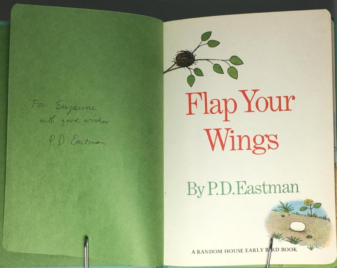 Flap Your Wings P. D. Eastman - 2