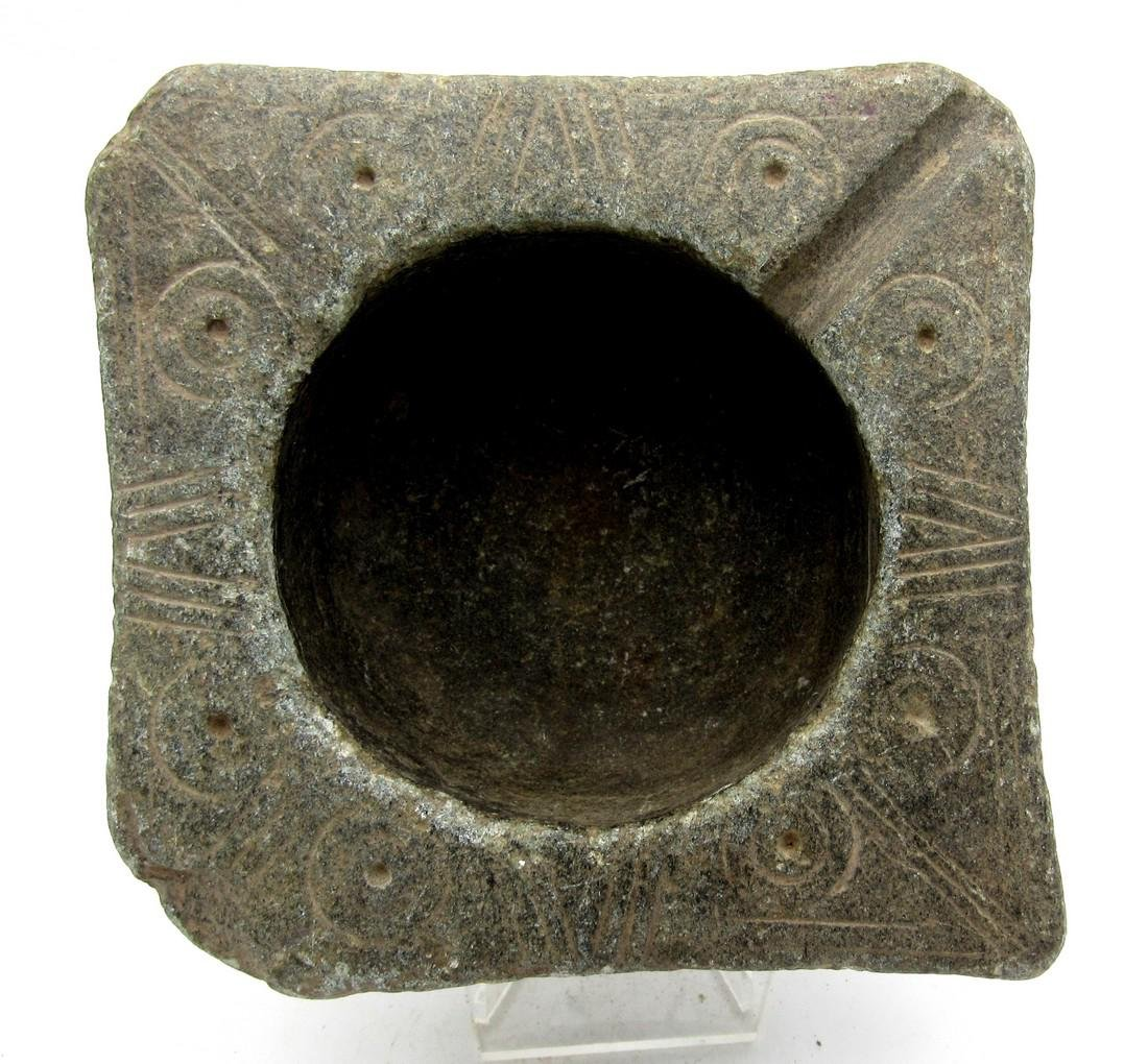 Ancient Gandhara Ritual Bowl - 4