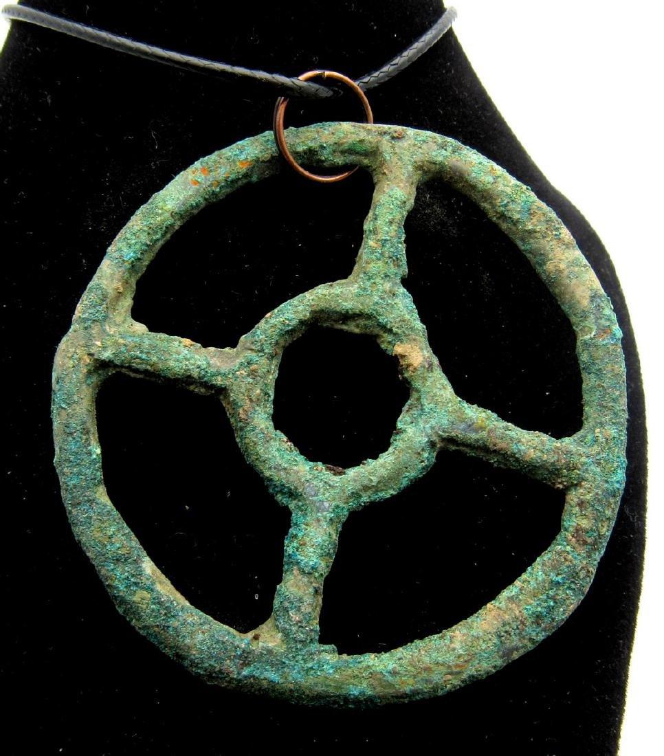 Ancient Roman Wheel fortune - 2