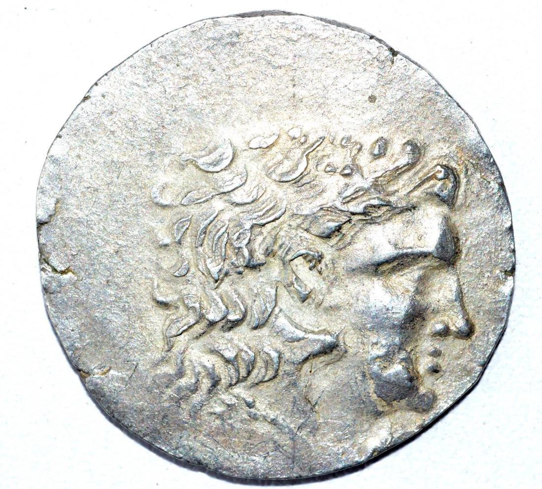 Alexander III the Great AR Tetradrachm