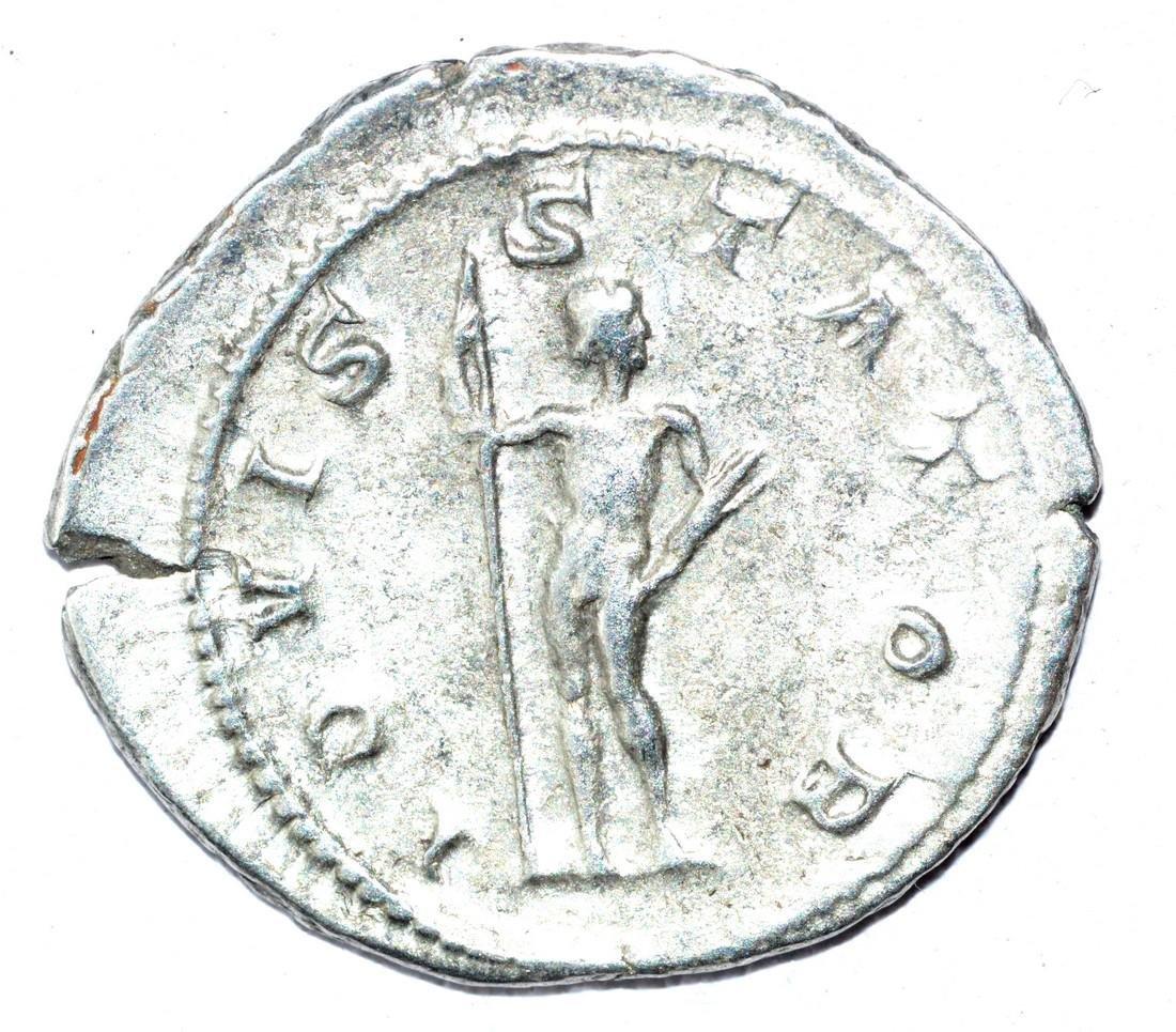 Gordian III AR Antoninianus, rv. Jupiter - 2