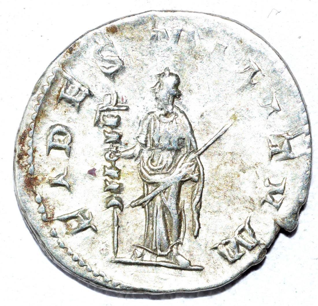 Gordian III AR Antoninianus, rv. Fides - 2