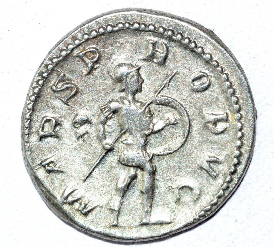 Gordian III AR Antoninianus, rv. Mars - 2