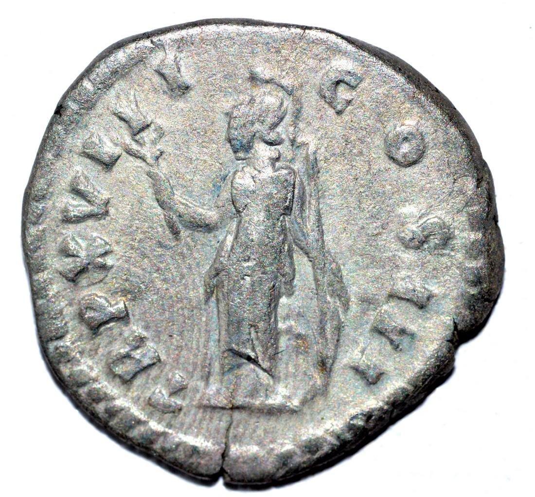 Marcus Aurelius AR Denarius, rv. Roma - 2