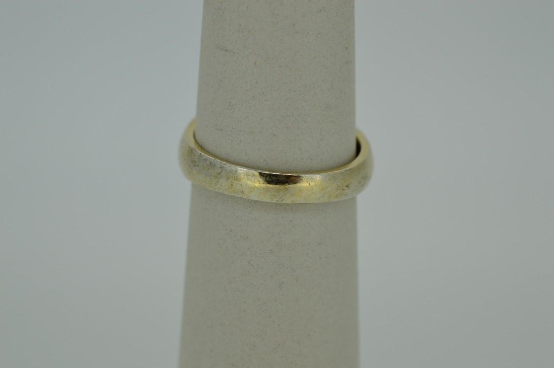 Ladies Gold Plated Sterling Silver Citrine Ring - 4