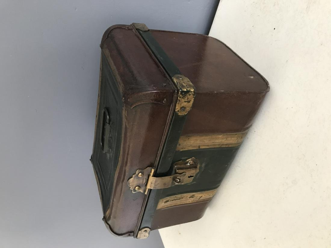 19th Century Hinged Document Box - 2