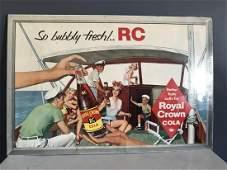 Royal Crown Cola Lithograph