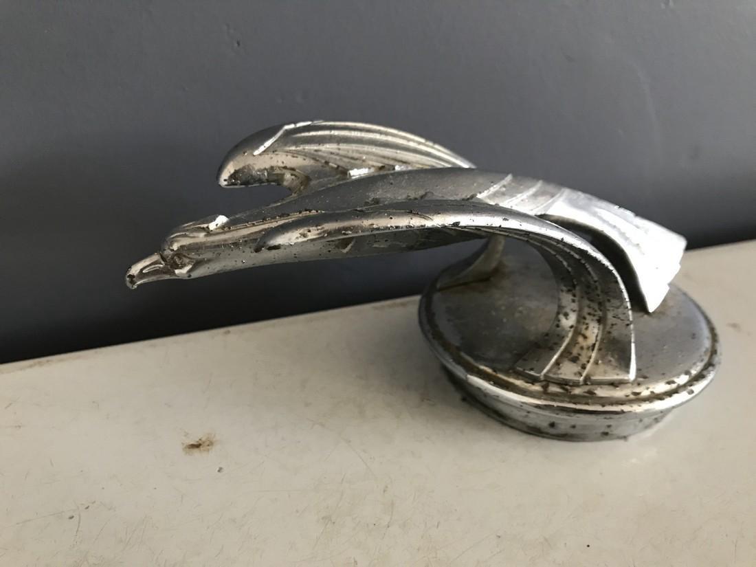 Very Rare 1933 Chevrolet Radiator Cap - 3