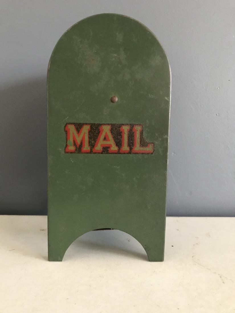 Tin Litho Mailbox Bank - 3