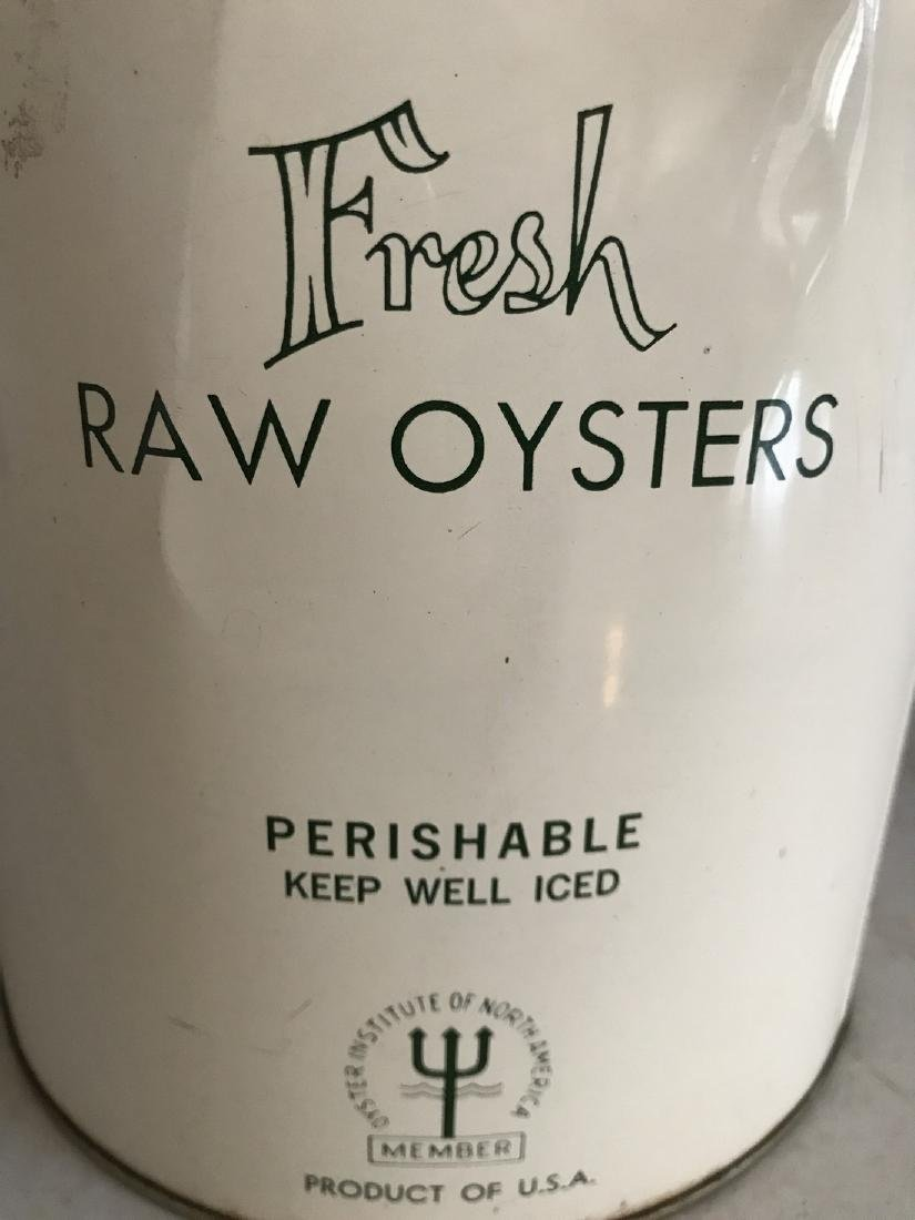 Oceanspra Oysters Tin Can - 3