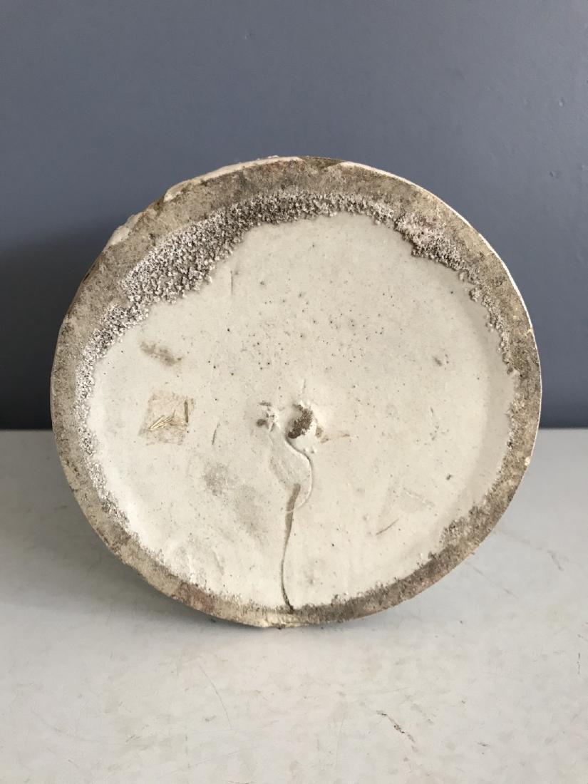 Stoneware Fred Ferris, Elmira NY Whisky Jug - 3