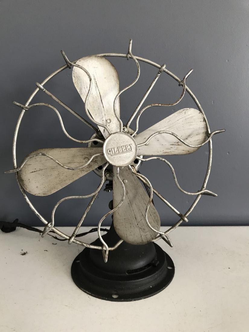 Vintage Gilbert Table Fan
