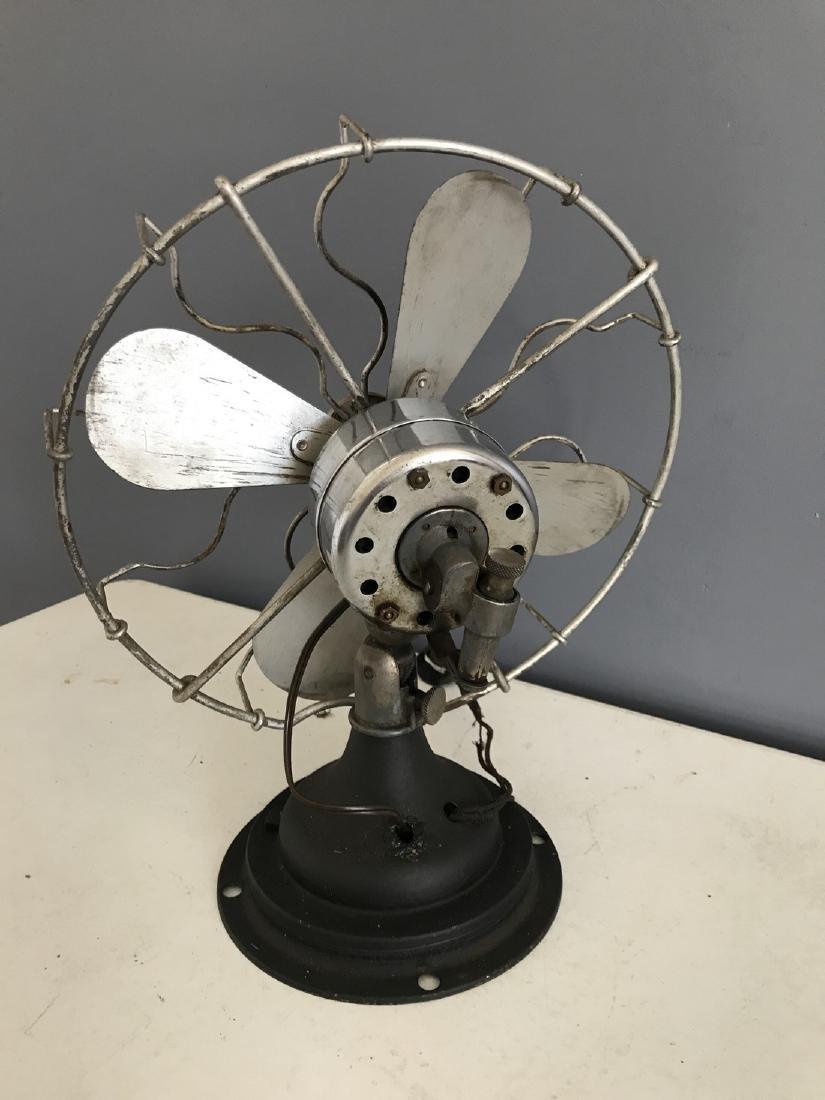 Vintage Gilbert Table Fan - 3