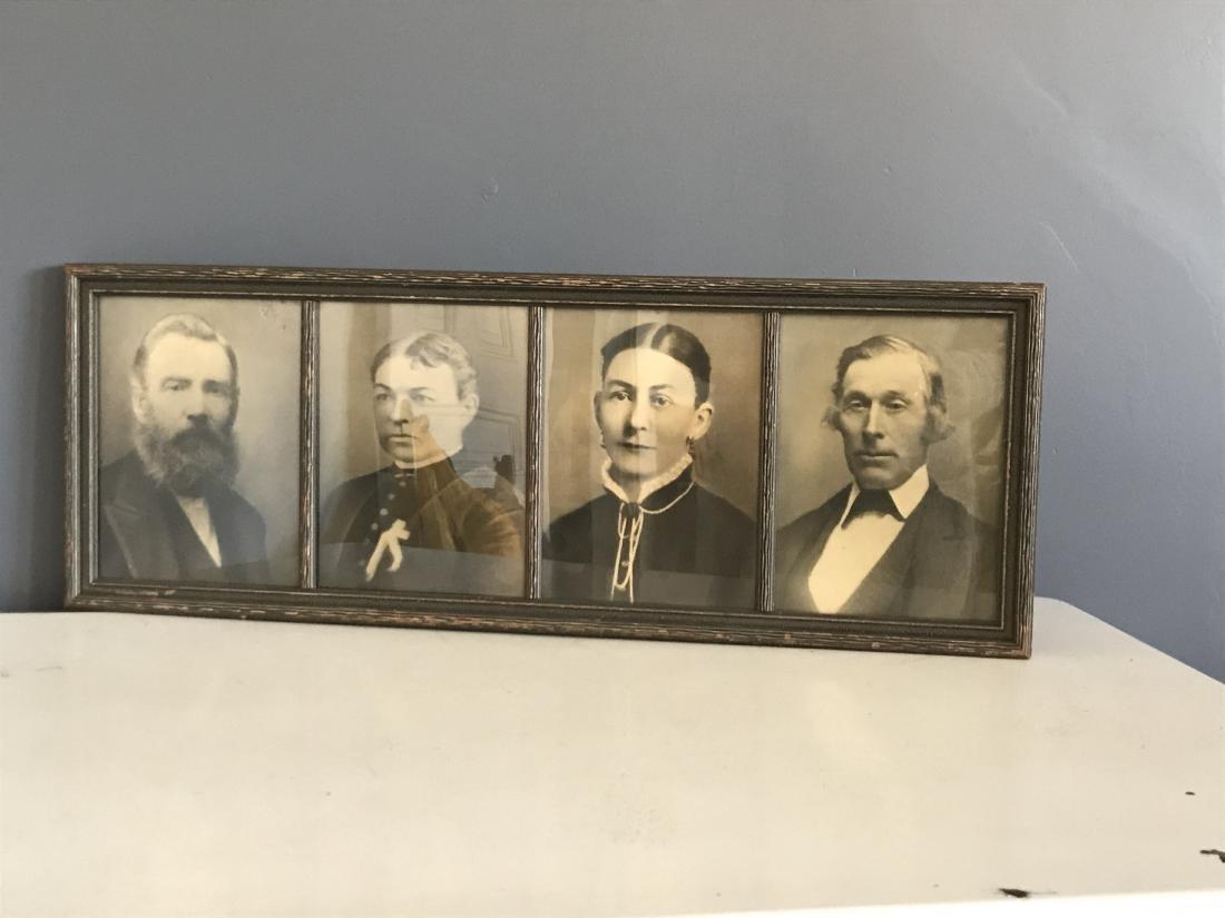 4-panel Instant Ancestors